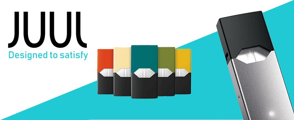 Juul e-cigarette Pod System